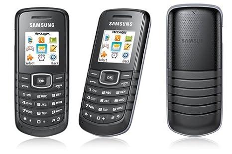 Samsung E1080 - Móvil libre (pantalla de 1,43