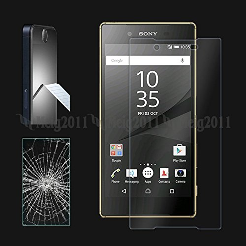 Tempered Glass Screen Protector Film for Sony Xperia Z5 - 9
