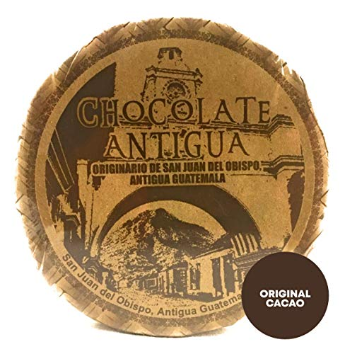 Chocolate Antigua Drink Mix From Guatemala Made With Roasted Criollo Cacao Beans and Spices Simply Delicious a Most Perfect Comfort Drink or Sweet Snack (Original) For Sale