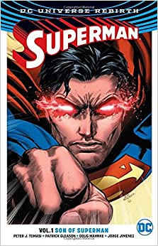 Image result for son of superman rebirth