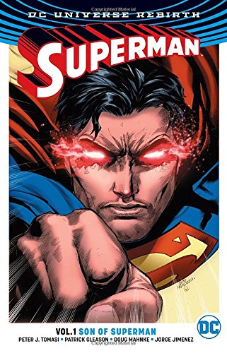 Price comparison product image Superman Vol. 1: Son Of Superman (Rebirth)
