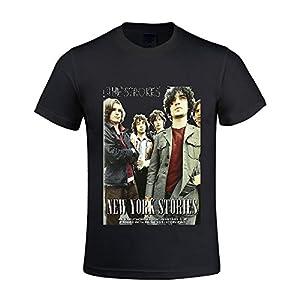 The Strokes The Strokes New York Stories Men T Shirts Crew Neck 100 Cotton Black