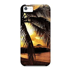 Cute High Quality Iphone 5c Beach Case