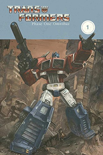 Transformers: Phase One Omnibus (History Collection Transformers)