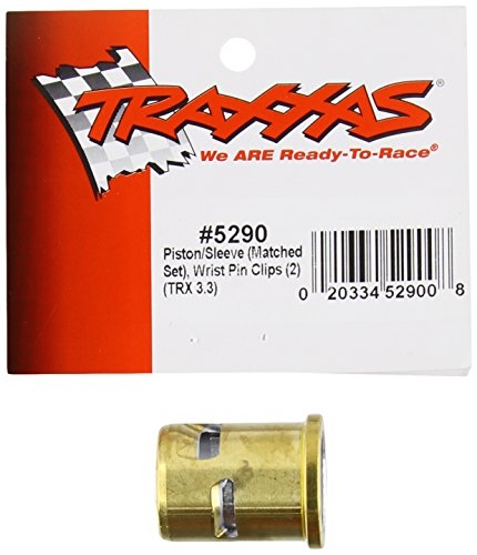 Traxxas 5290 Piston and Sleeve TRX 3.3