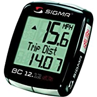 Sigma BC 12.12 STS Wireless Cycling Computer Black