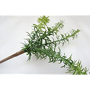 """Lily Garden 12"""" Artificial Rosemary Soft Plastic- Package of 6 4"""