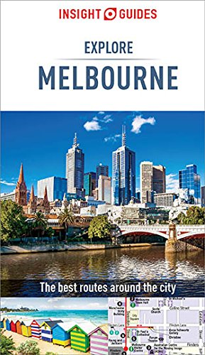 Insight Guides Explore Melbourne (Travel Guide with Free eBook) (Insight Explore Guides) (Imports Melbourne)