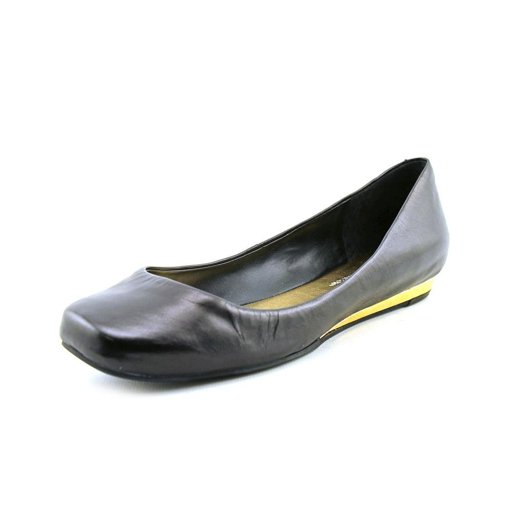 BCBGeneration Women's Maryanna Ballet Flat B00H86DI8U 7.5 B(M) US|Black Clear Kid