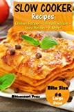 Slow Cooker Recipes - Bite Size #6: Chicken Recipes – Lasagna Recipes – Spicy Recipes - & More! (Slow Cooker Bite Size) (Volume 6)