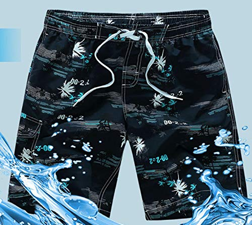 Da Aderenti Shorts Greatfun Blue Surf Performance Durevole Casual Fit Standard Nuotatore Moda Sciolto Uomo Swimwear Pantaloni Patchwork Beach Short OTTCwfx