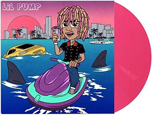 Lil Pump Pink Limited Edition Vinyl