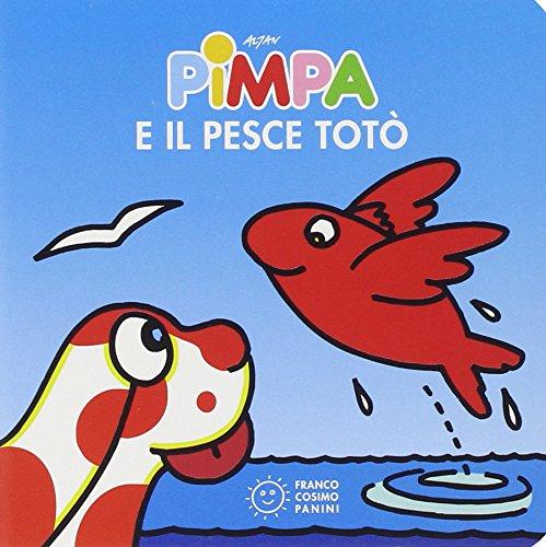 Pimpa e il pesce Totò
