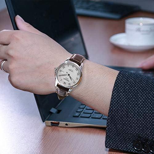iStrap 17mm 時計ベルト 本革時計バンド おしゃれ 耐水性 スポーツ 腕時計ベルト 鰐皮紋様 オメガベルト カシオベルトティソベルトベルト 17mm, ブラック