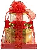 Amazing Chocolate's, Fudge, and Truffles Valentine's Day Gift Tower