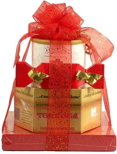Gift Basket Village Sweet Cakes Tower of Treats