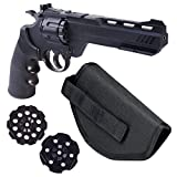 Crosman Vigilante 357 Co2 Air Pistol Kit with Holster and 3-Pack of...
