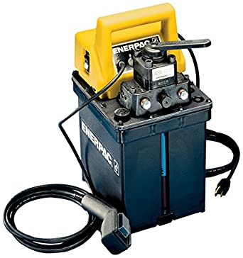 Enerpac PEM-1201B Submerged Electric Pump with 3 Way Valve and 115 Volts