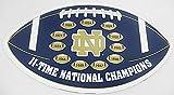 Notre Dame NCAA Football Licensed Car / Truck Magnet