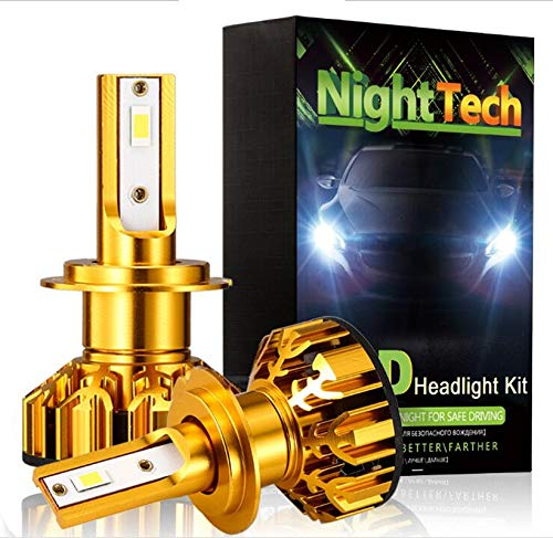 LED Headlight Bulb car LED Headlights All-in-One Conversion Kit Low Beam Auto Headlamp Dual Beam Car Headlight (H4/HB2/9003)