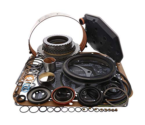 - Ford 4R70W 4R75W Overhaul Transmission Rebuild Master Level 2 Kit 2004-ON W/Bonded Piston