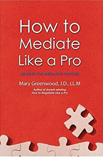 The mediation process practical strategies for resolving conflict how to mediate like a pro 42 rules for mediating disptes how to like fandeluxe Images