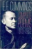 The Complete Poems, 1913-1962, e e cummings, 0156210622