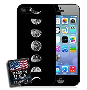 Moon Phases Lunar Cycle iPhone 4/4s Hard Case