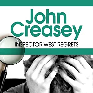 Inspector West Regrets Audiobook