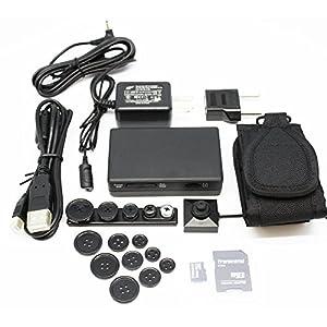 LawMate Wi-Fi Bundle Handheld DVR - DVR540W