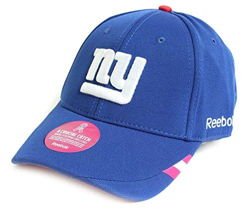 New York Giants Pink Ribbon Hat - S/M