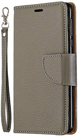 iPhone 8 レザー ケース, 手帳型 アイフォン 8 本革 携帯ケース カバー収納 耐衝撃 ビジネス 財布 無料付スマホ防水ポーチIPX8 Classical
