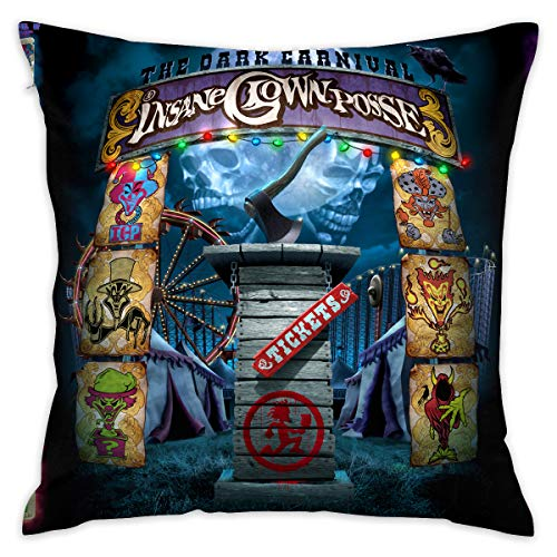 Cheny Hatchetman ICP Pillow Covers Home Decor Throw Pillow Covers Cushion -