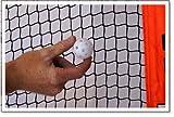 Bownet 7' x 7' Big Mouth  Wiffle  Sock Training Net