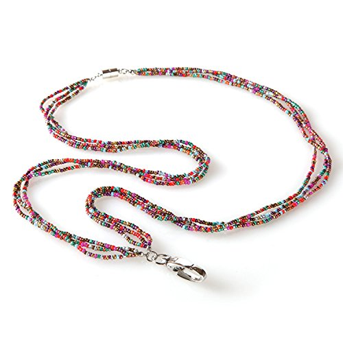 ID Necklace Lanyard for Women ()