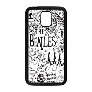 AinsleyRomo Phone Case The Peatles Music Band series pattern case For Samsung Galaxy S5 *PEATLES2570