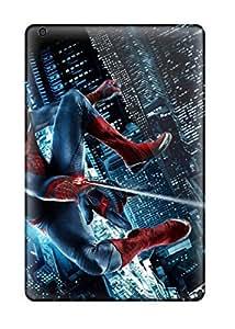 2922153K64371591 New Tpu Hard Case Premium Ipad Mini 3 Skin Case Cover(spider-man)