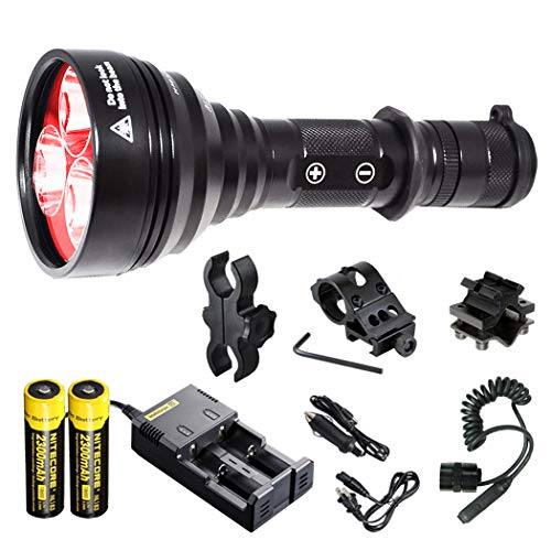 The 4 Best Coyote Hunting Lights Red Amp Green Predator
