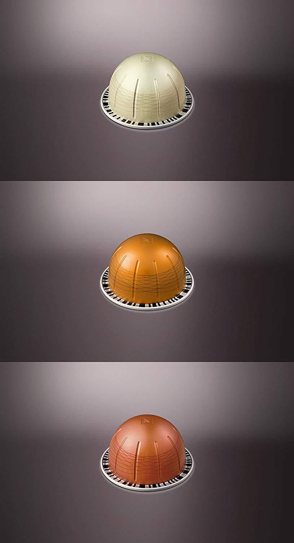 Vertuoline Assortment. Vanizio, Caramelizio & Hazelino. 90 Caps