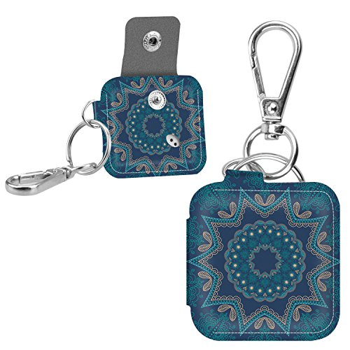 Famavala Colorful Case Cover Sleeve for Tile Mate/Tile Sport/Tile Style/Tile Pro Series Item Tracker Phone Finder (A-Oun)