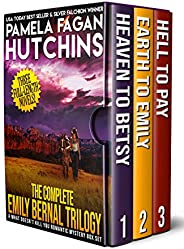 The Complete Emily Bernal Trilogy: A Texas-to-New Mexico Mystery Box Set (What Doesn't Kill You Box Sets B