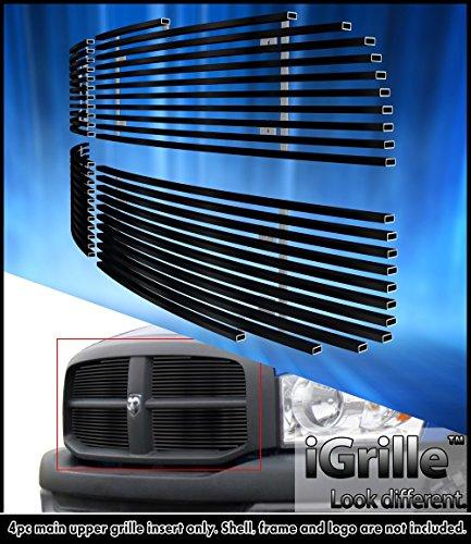 07 dodge ram 1500 grill inserts - 7