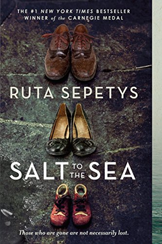 Salt to the Sea (The Old Man And The Sea Pages)