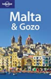 Front cover for the book Lonely Planet Malta by Neil Wilson