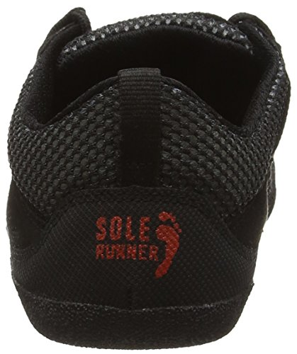 Sole Runner Pure 2, Sneaker Basse Unisex - Adulto Grigio (Grau (Grey/Black 20))