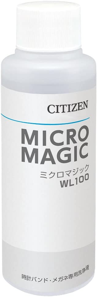 <br /> シチズン 超音波洗浄器専用洗浄液 WL100