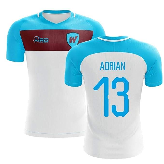 Airosportswear 2019-2020 - Camiseta de fútbol del West Ham Away ...