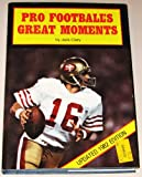 Pro Footballs Great Moments 19, Outlet Book Company Staff, 0517379945