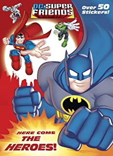 Here Come The Heroes DC Super Friends