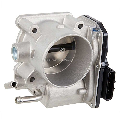 New Throttle Body For Toyota Tacoma 2005 - 2015 - BuyAutoParts 47-60268AN (Toyota 4runner Throttle Body)